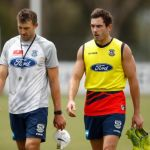 Corey Enright, Daniel Menzel, Geelong Cats