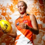 GWS Giants, Tanya Hetherington
