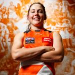 GWS Giants, Jodie Hicks