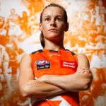 Alicia Eva, GWS Giants