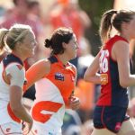 GWS Giants, Phoebe McWilliams, Rebecca Privitelli