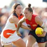 Bianca Jakobsson, GWS Giants, Melbourne, Rebecca Privitelli