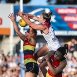 Adelaide Crows, Angela Foley, Brisbane Lions, Dayna Cox, Emily Bates