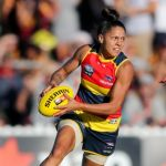 Adelaide Crows, Stevie-Lee Thompson