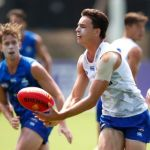 Luke Davies-Uniacke, North Melbourne