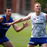 North Melbourne, Todd Goldstein, Tom Jeffries
