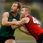 Essendon, Shaun McKernan, Tom Bellchambers