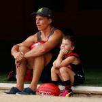 Essendon, Jacob Lloyd, Matthew Lloyd