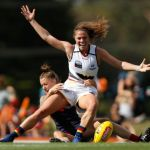 Adelaide Crows, Bianca Jakobsson, Jenna McCormick, Melbourne