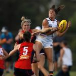 Adelaide Crows, Justine Mules, Melbourne, Melissa Hickey