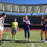 Collingwood, Fremantle, Stephanie Chiocci