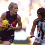Brittany Bonnici, Collingwood, Dana Hooker, Fremantle