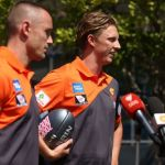 GWS Giants, Lachie Whitfield, Tom Scully