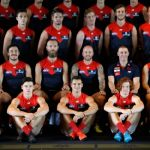 Jack Viney, Max Gawn, Melbourne, Michael Hibberd, Nathan Jones, Simon Goodwin