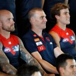 Jack Viney, Melbourne, Nathan Jones, Simon Goodwin