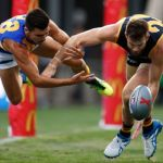 Adelaide Crows, Andy Otten, Tom Cole, West Coast Eagles
