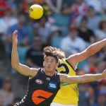 GWS Giants, Lachie Tiziani, Nathan Broad, Richmond