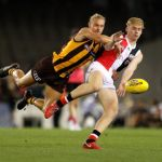 Ed Phillips, Hawthorn, James Worpel, St Kilda