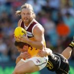 Brisbane Lions, Daniel Rich, Liam Baker, Richmond