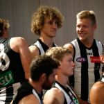 Chris Mayne, Collingwood, Jordan De Goey