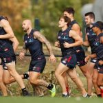 Jack Viney, Melbourne, Nathan Jones