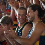 Adelaide Crows, Bryce Gibbs, Sam Jacobs