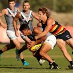 Adelaide Crows, Port Adelaide, Riley Bonner, Rory Sloane