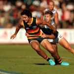 Adelaide Crows, Darcy Fogarty, Hamish Hartlett, Port Adelaide
