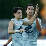 Carlton, Jack Silvagni, Zac Fisher