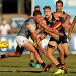 Adelaide Crows, Brad Ebert, Hugh Greenwood, Port Adelaide