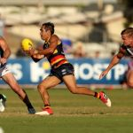 Adelaide Crows, Eddie Betts, Ollie Wines, Port Adelaide, Robbie Gray