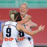 Adelaide Crows, Erin Phillips, Sarah Perkins