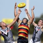 Adelaide Crows, Dan Houston, Darcy Byrne-Jones, Darcy Fogarty, Port Adelaide