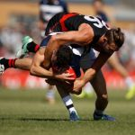 Cale Hooker, Essendon, Geelong Cats, Mark O�Connor