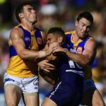 Fremantle, Jeremy McGovern, Luke Shuey, Michael Walters, West Coast Eagles