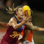 Brisbane Lions, GWS Giants, Renee Forth, Shannon Campbell