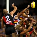 Adelaide Crows, Dyson Heppell, Eddie Betts, Essendon