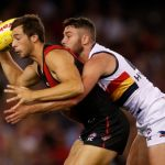 Adelaide Crows, Essendon, Kyle Langford, Rory Atkins