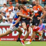 GWS Giants, Stephen Coniglio