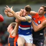 Billy Gowers, GWS Giants, Jeremy Finlayson, Western Bulldogs
