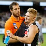 Adam Treloar, Collingwood, GWS Giants, Shane Mumford