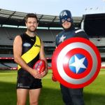 Captain America, Richmond, Trent Cotchin