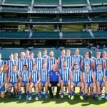 AFL 2018 Media - AFL Academy v North Melbourne VFL