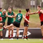 AFL 2018 Training - Essendon 120418