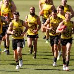 AFL 2018 Training - Richmond 130418