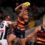 Adelaide Crows, Collingwood, Darcy Fogarty, Mason Cox