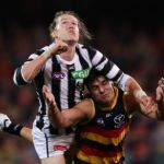 Adelaide Crows, Collingwood, Darcy Fogarty, Tom Langdon