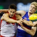 Callum Sinclair, Sydney Swans, Tim English, Western Bulldogs