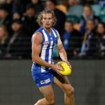 Jed Anderson, North Melbourne