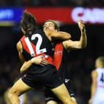 Essendon, Joe Daniher, Mark Baguley